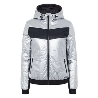 Chiemsee Outdoorjacke Winterjacke Damen Silver Metalic