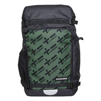 Chiemsee Rucksack Daypack Dk Green/Black