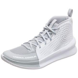 Basketballschuhe in grau im Online Shop von SportScheck kaufen