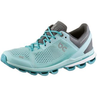 ON Cloudsurfer Laufschuhe Damen fountain-azure