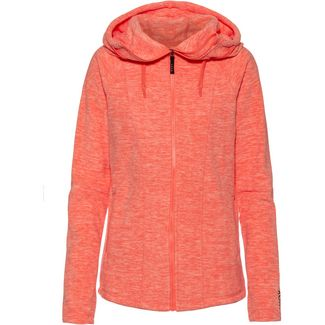 Roxy Elect Feelin Fleecejacke Damen rosarancio