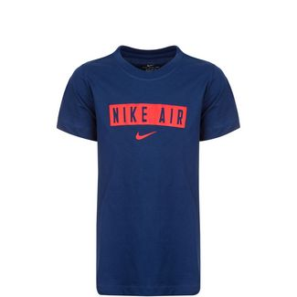 Nike Air Box T-Shirt Kinder dunkelblau / rot