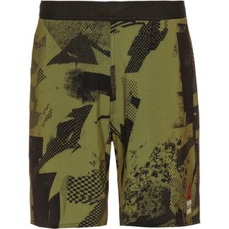 Reebok RC Speed Funktionsshorts Herren canopy green