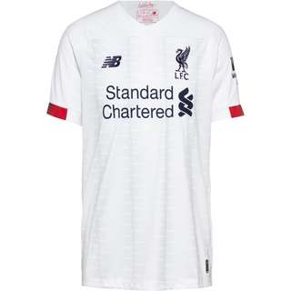 NEW BALANCE FC Liverpool 19/20 Auswärts Trikot Herren weiß