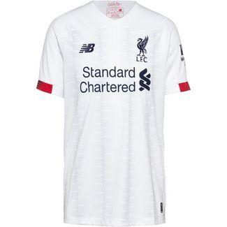 NEW BALANCE FC Liverpool 19/20 Auswärts Fußballtrikot Herren weiß