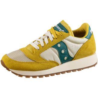 Saucony Jazz Original Sneaker Damen mustard-tan-teal