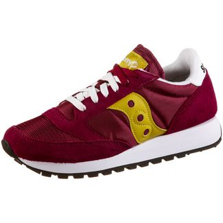 Saucony Jazz Original Sneaker Damen marron-yellow