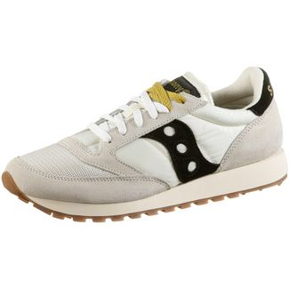Saucony Jazz Original Sneaker Herren white-black