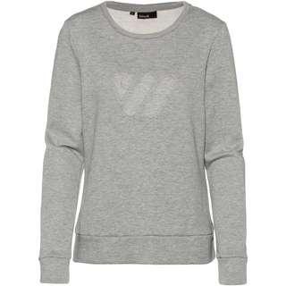 SCHECK Sweatshirt Damen hellgrau