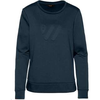 SCHECK Sweatshirt Damen navy