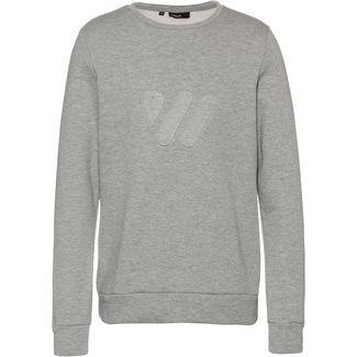 SCHECK Sweatshirt Herren hellgrau