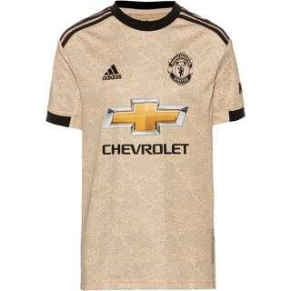 adidas Manchester United 19/20 Auswärts Trikot Kinder linen