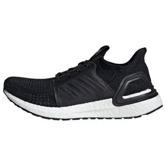 adidas Ultraboost 19 Schuh Sneaker Damen Core Black / Grey Five / Solar Orange