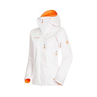 Mammut Nordwand Pro HS Hooded Jacket Women Hardshelljacke Damen bright white