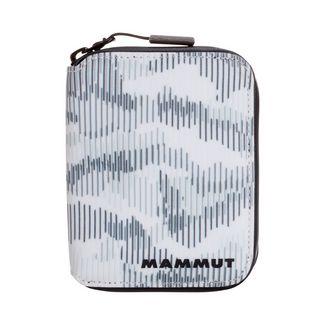 Mammut Seon Zip Wallet X Geldbeutel white camo
