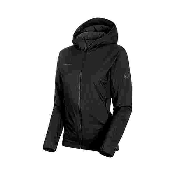 Mammut Rime Light Flex Hooded Kunstfaserjacke Damen black