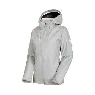Mammut GORE-TEX® Convey 3 in 1 HS Hardshelljacke Damen highway-bright white