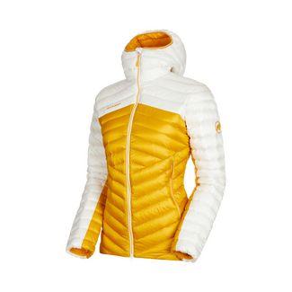 Mammut Broad Peak IN Hooded Jacket Women Daunenjacke Damen golden-bright white