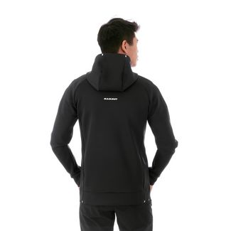 Mammut Avers ML Fleecejacke Herren black