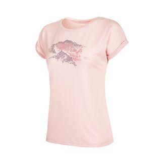 Mammut Mountain T-Shirt Women T-Shirt Damen blush
