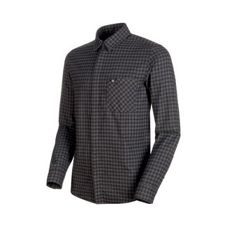 Mammut Winter Longsleeve Shirt Men Funktionshemd Herren titanium-phantom