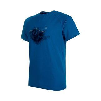 Mammut Mountain T-Shirt Men T-Shirt Herren sapphire