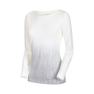 Mammut Alnasca Longsleeve Women Langarmshirt Damen bright white