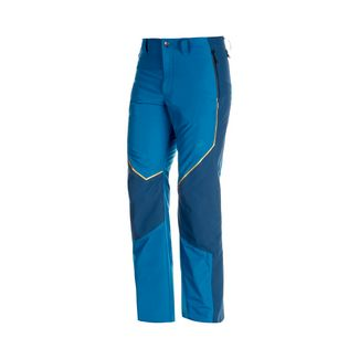 Mammut Scalottas HS Thermo Pants Men Skihose Herren sapphire-wing teal