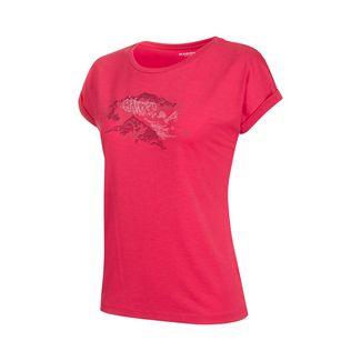 Mammut Mountain T-Shirt Women T-Shirt Damen dragon fruit