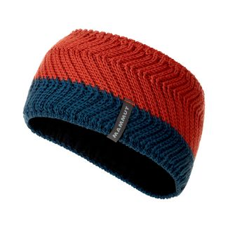 Mammut Alvier Headband Stirnband pepper-wing teal