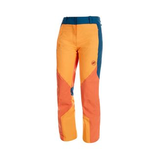 Mammut Casanna HS Thermo Pants Women Skihose Damen cheddar-pepper-wing teal