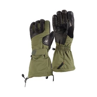 Mammut Scalottas Glove Outdoorhandschuhe iguana