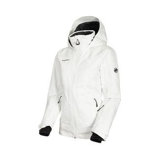Mammut Scalottas HS Thermo Hooded Jacket Women Hardshelljacke Damen bright white
