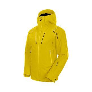 Mammut Scalottas HS Thermo Hooded Jacket Men Hardshelljacke Herren blazing
