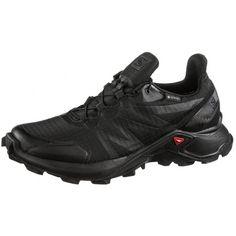 Salomon GTX® Supercross Multifunktionsschuhe Damen black-black-black