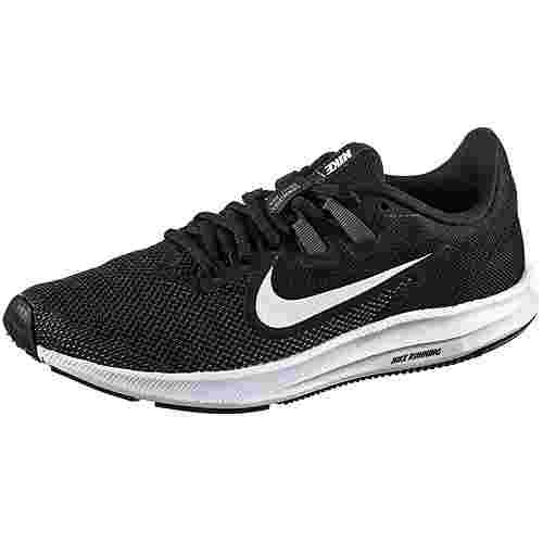 Nike Downshifter 9 Laufschuhe Damen black-white-anthracite