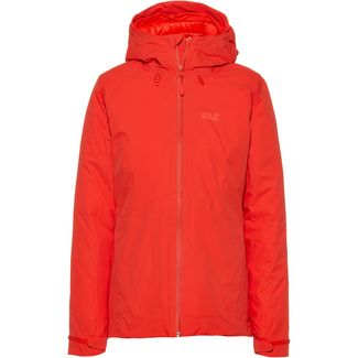 Jack Wolfskin ARGON STORM Funktionsjacke Damen orange coral
