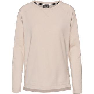Jack Wolfskin JWP Sweatshirt Damen winter pearl