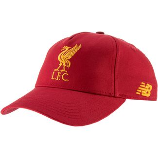NEW BALANCE FC Liverpool Cap team red