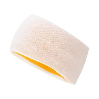 Mammut Tweak Headband Stirnband bright white-golden