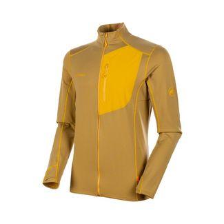 Mammut Aconcagua Light ML Jacket Men Fleecejacke Herren golden