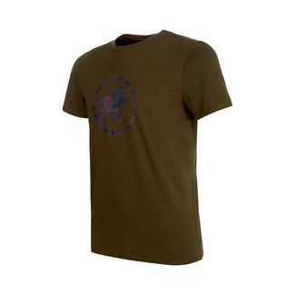 Mammut Mammut Logo T-Shirt Men T-Shirt Herren iguana PRT1