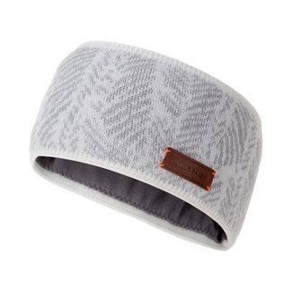 Mammut Snow Headband Stirnband Damen bright white-highway