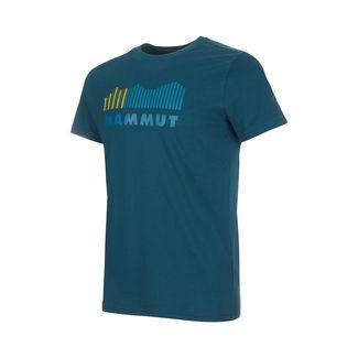 Mammut Seile T-Shirt Men T-Shirt Herren wing teal PRT1