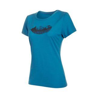 Mammut Alnasca T-Shirt Women T-Shirt Damen sapphire