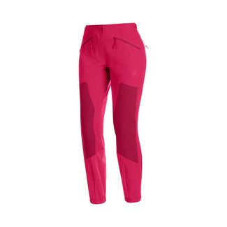 Mammut Aenergy Pro SO Softshellhose Damen dragon fruit