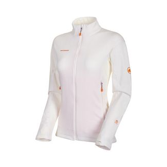 Mammut Eiswand Guide ML Jacket Women Fleecejacke Damen bright white
