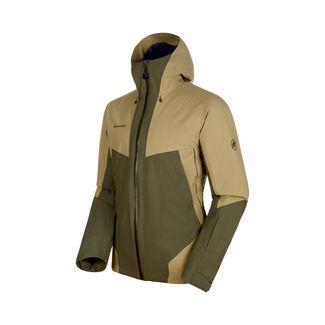Mammut Casanna HS Thermo Hooded Jacket Men Hardshelljacke Herren iguana-boa