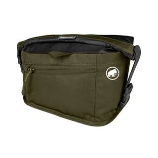 Mammut Boulder Chalk Bag Chalkbag olive-black