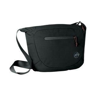 Mammut Shoulder Bag Round Umhängetasche black